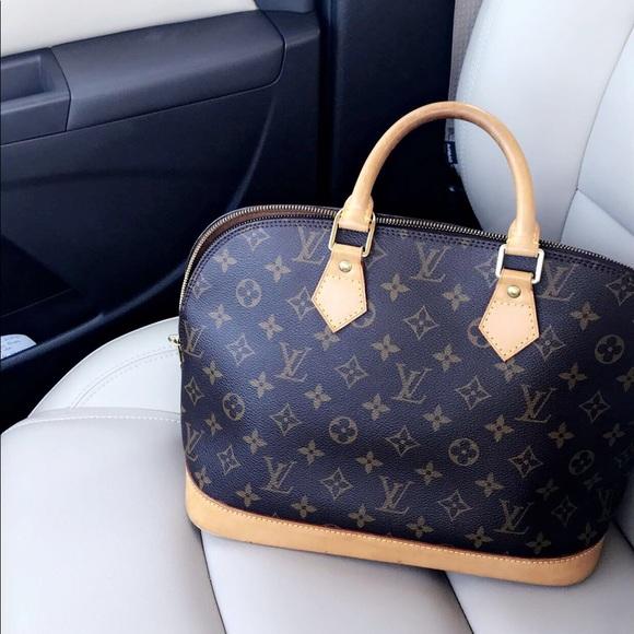 ef91c3dd4ae Louis Vuitton Bags   Alma Bag   Poshmark